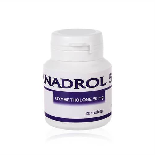 Anadrol for BodyBuilding