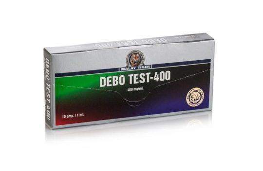 Debo test 400 for BodyBuilding