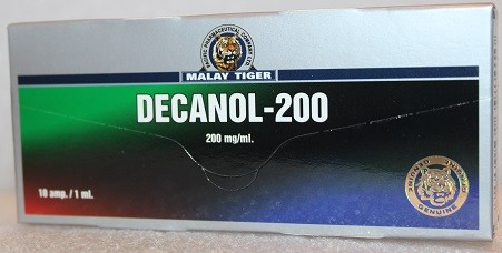 Decanol 200 for BodyBuilding