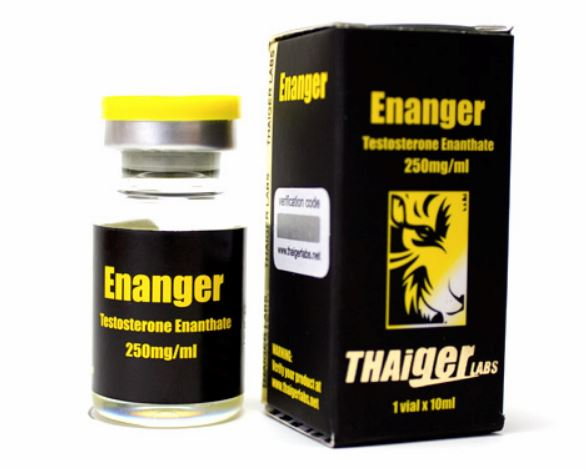 Enanger (Testosterone Enanthate) 250 mg - on an affordable price € ★