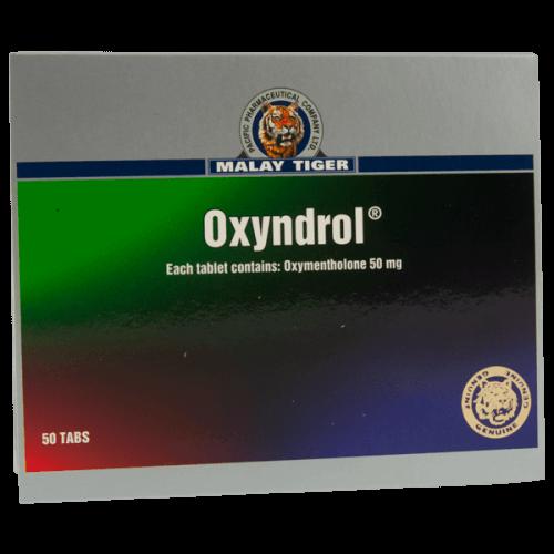 Oxyndrol 50mg