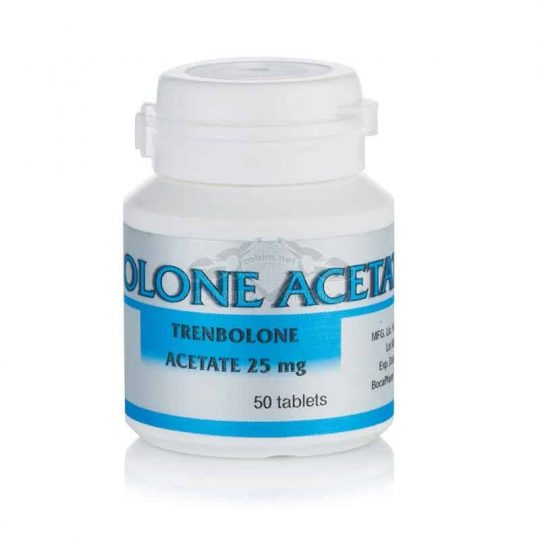 Trenbolone Acetate for BodyBuilding