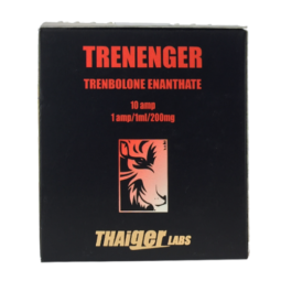 Trenenger Thaiger Labs for BodyBuilding