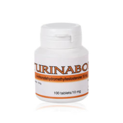 Turinabol for BodyBuilding