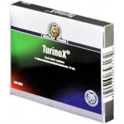 Turinox 100 x 10mg Turinabol for BodyBuilding