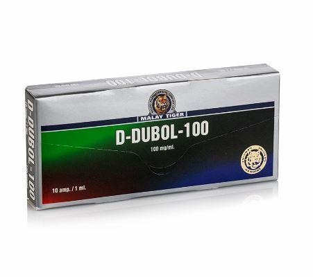 D Dubol 100 for BodyBuilding