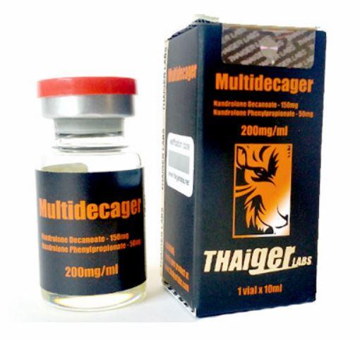 multidecager for BodyBuilding