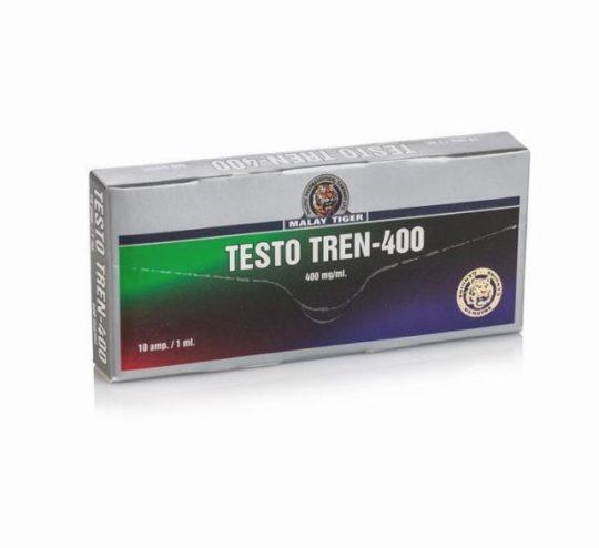 testo tren 400 for BodyBuilding
