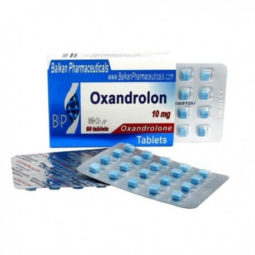 Anavar (Oxandrolone) - 60 tablets (10mg tab) Balkan pharmaceuticals for BodyBuilding