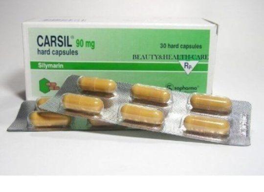 Carsil 90 BocaPharm