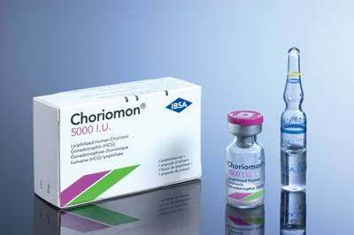 Choriomon 5000 IBSA for BodyBuilding