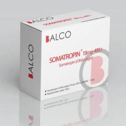 Somatropin for BodyBuilding