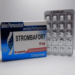 Strombafort Stanozol balkan-pharmaceuticals for BodyBuilding