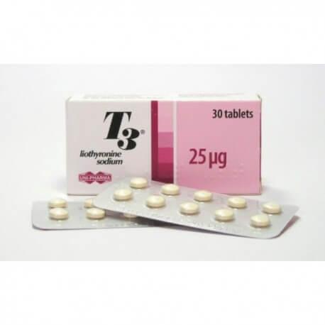 T3 Uni Pharma for BodyBuilding