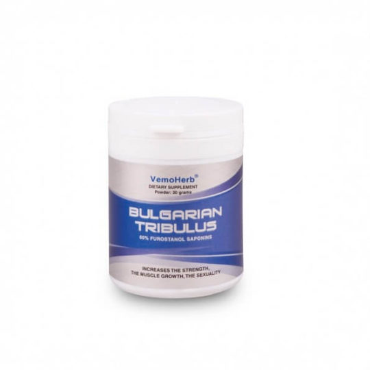 Tribulus 30 gr Vemoherb for BodyBuilding