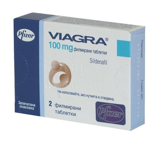 Viagra 100 - tablets Pfizer BocaPharm