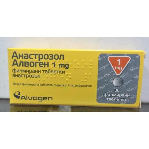 anastrozol Alvogen for BodyBuilding