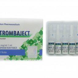 Balkan Pharmaceuticals Strombaject Aqua