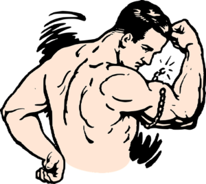 body builder using trenbolone
