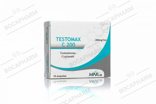 MAXLAB TESTOMAX C 200