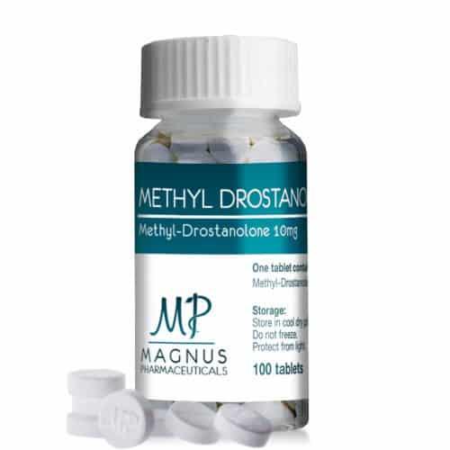 Magnus Pharmaceuticals Methyldrostanolone Tablets