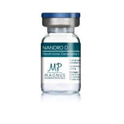 Magnus Pharmaceuticals Nandro D