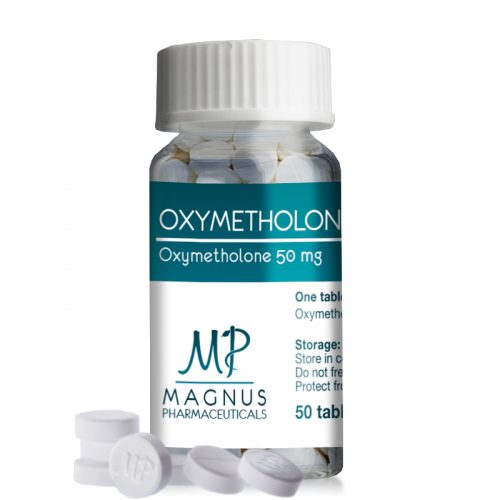 Magnus Pharmaceuticals Oxymetholone Tablets