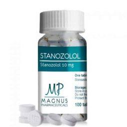 Magnus Pharmaceuticals Stanozolol Tablets