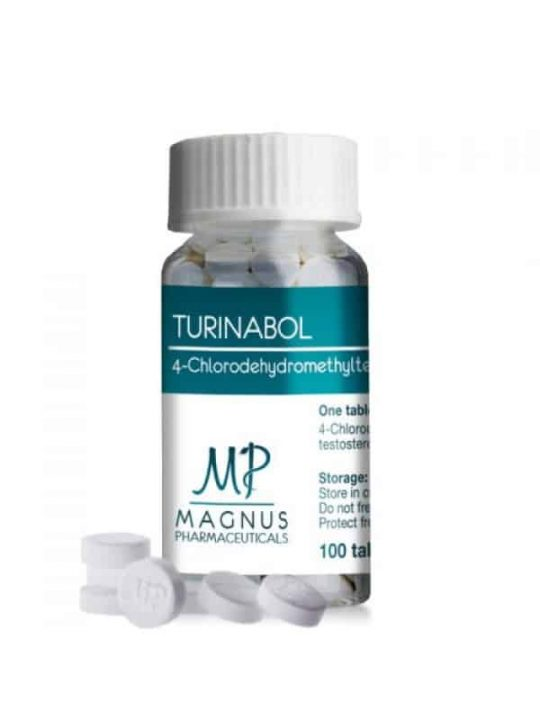 Magnus Pharmaceuticals Turinabol Tablets