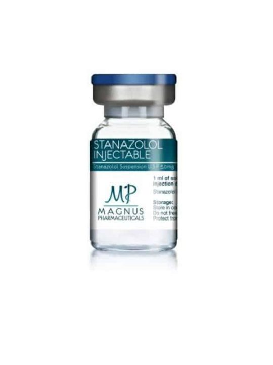 Magnus Pharmaceuticals Stanozolol Suspension