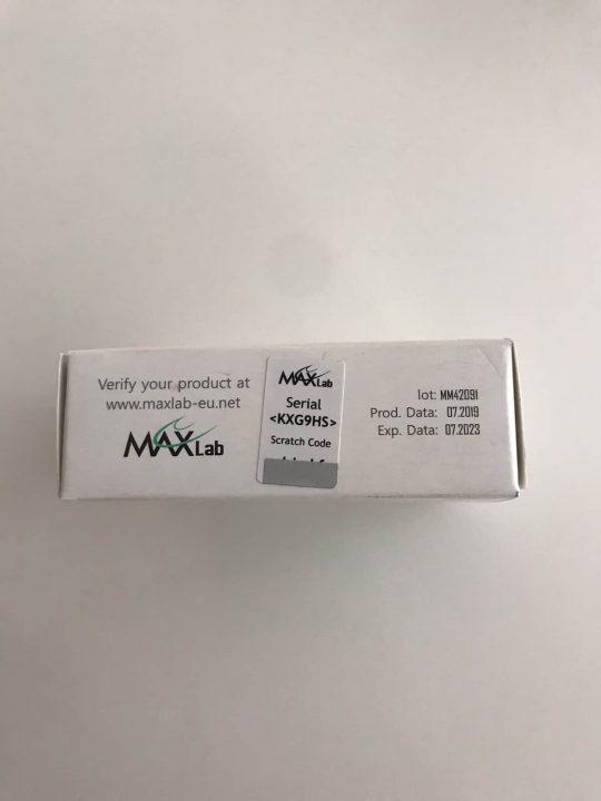 Max Lab Drostamax (Masteron)