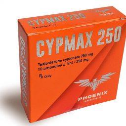 Phoenix Laboratories CYPMAX 250 (Testosterone Cypionate)