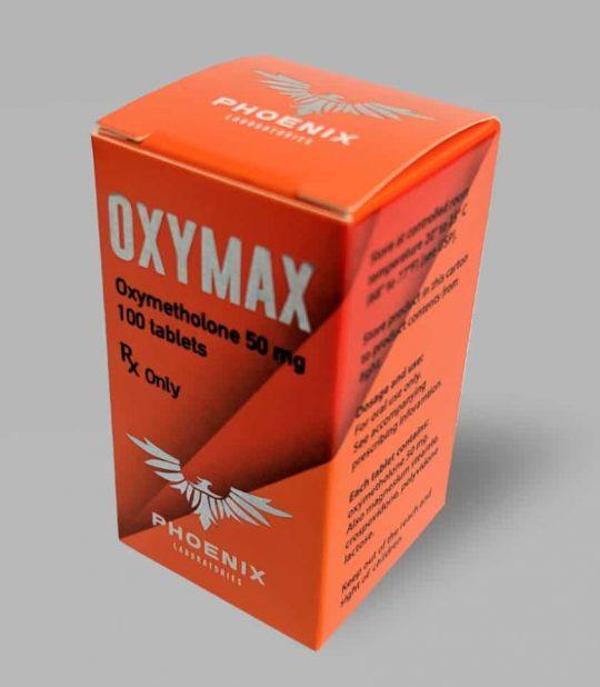 Phoenix Laboratories OXYMAX (Oxymetholone) Tablets