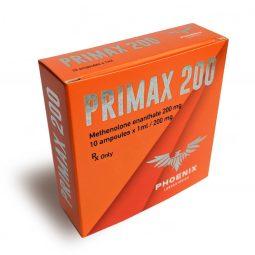 Phoenix Laboratories PRIMAX 200 (Methenolone Enanthate)