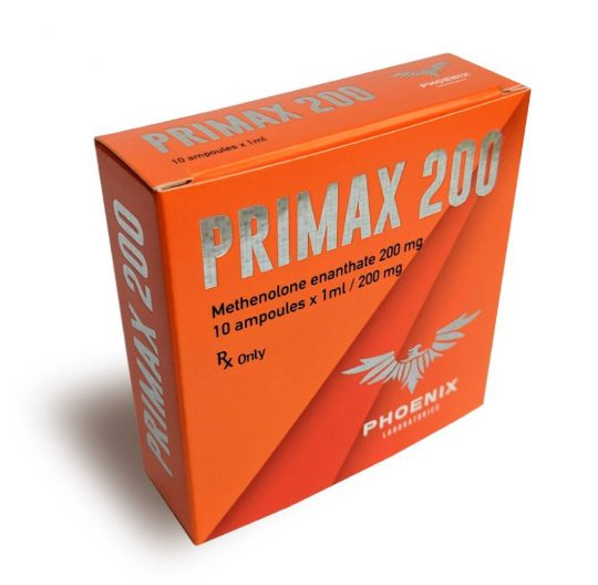 Phoenix Laboratories PRIMAX 200 (Methenolone Enanthate)