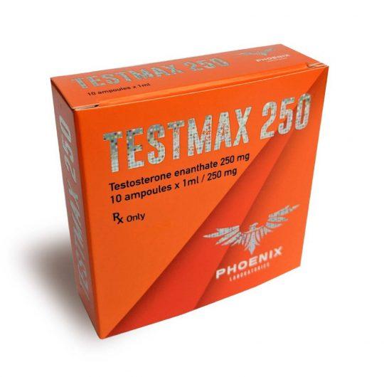 Phoenix Laboratories TESTOMAX 250 (Testosterone Enanthate)