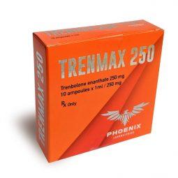 Phoenix Laboratories TRENMAX 250 (Trenbolone Enanthate)