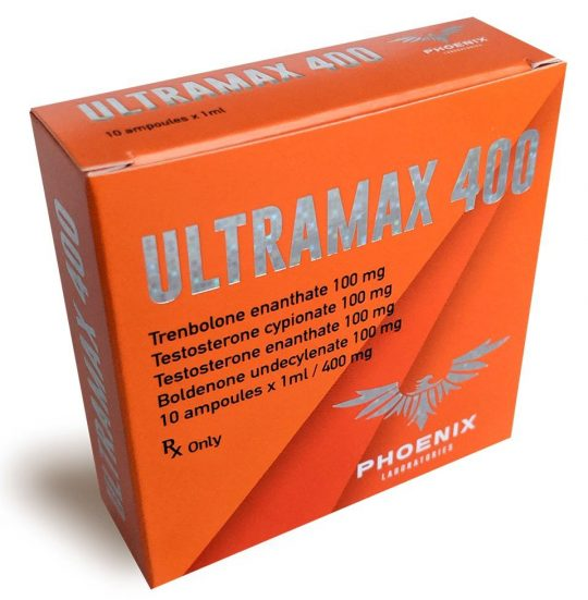 Phoenix Laboratories ULTRAMAX 400