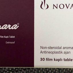 Novartis Femara