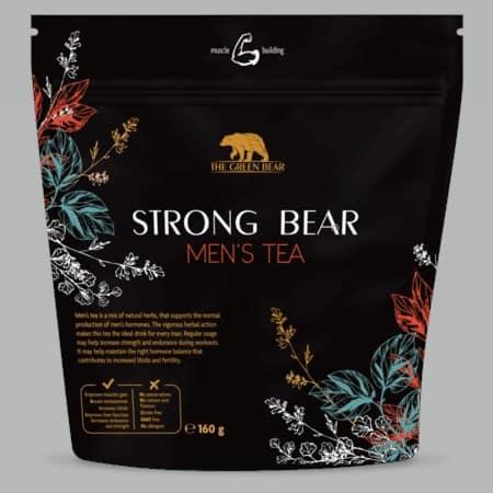 Strong Bear - Men's Tea
