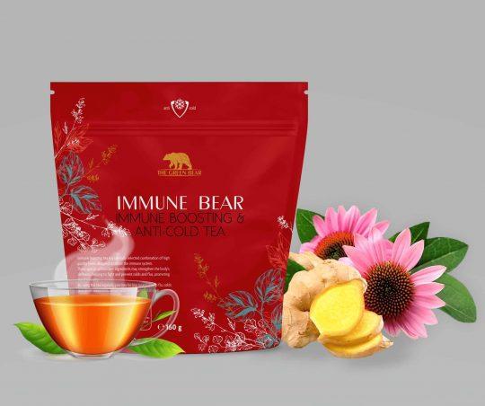 Immune Bear - Immune Boosting & Anti-Cold Tea