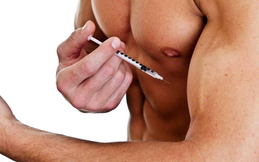 Wie injiziert man Steroide?