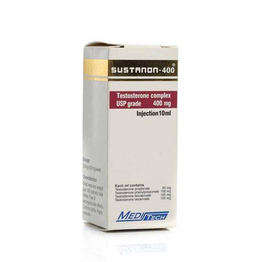 Meditech Sustanon 400 (Testosterone Complex)